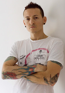 Chester Bennington Linkin Park b