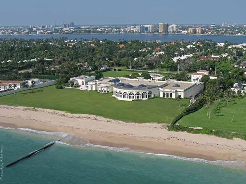 Donald Trump House In Florida^@#