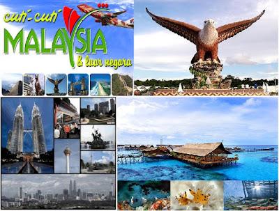 memilih malaysia sebagai tempat pelancongan
