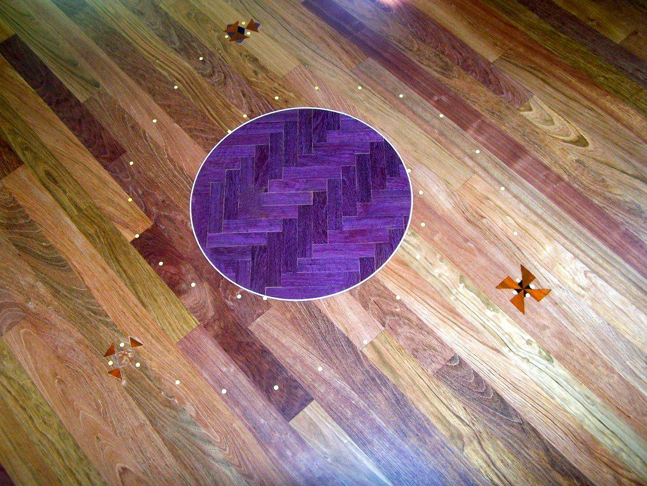 Purpleheart on for Purple heart flooring