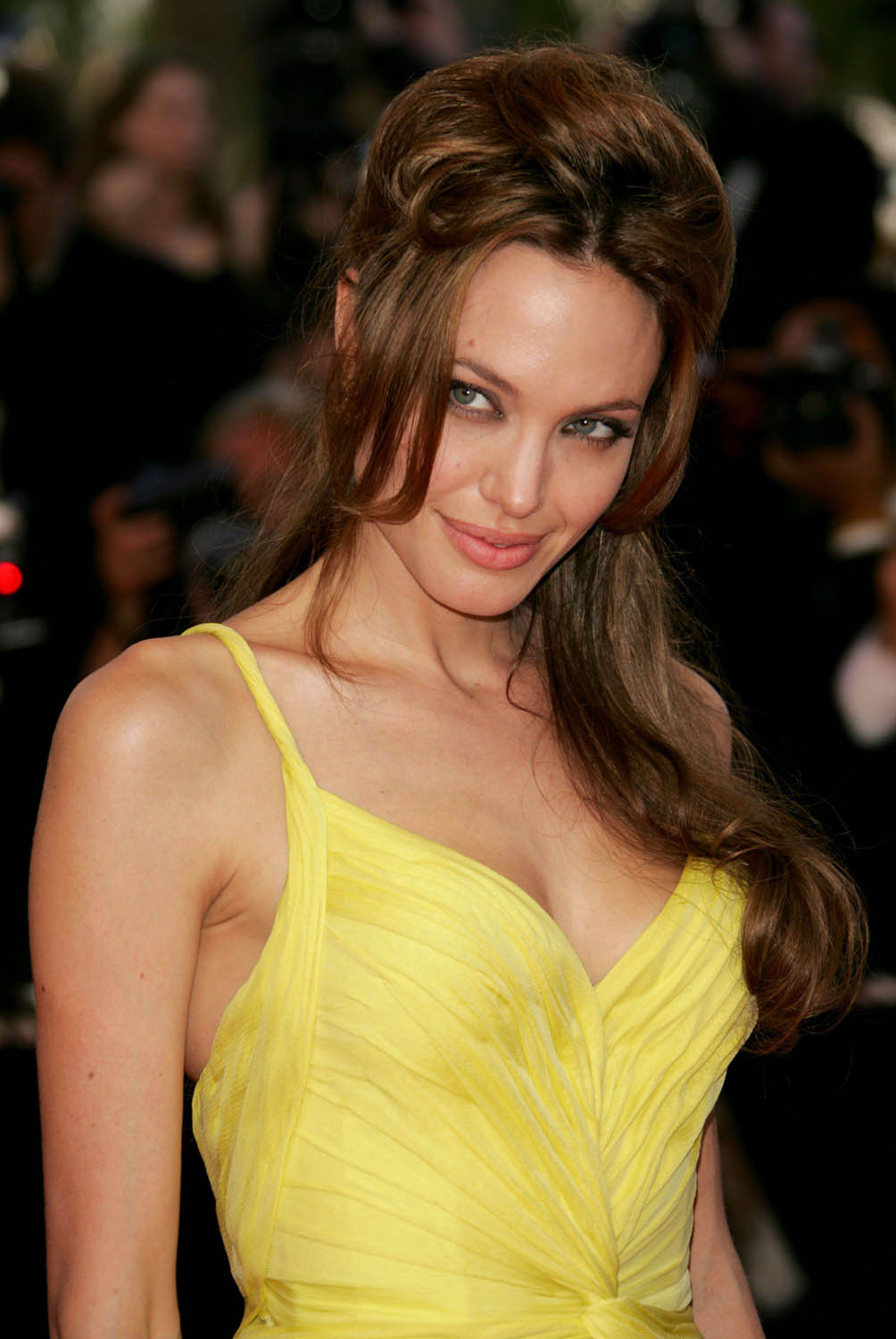 Angelina jolie breast surgery video