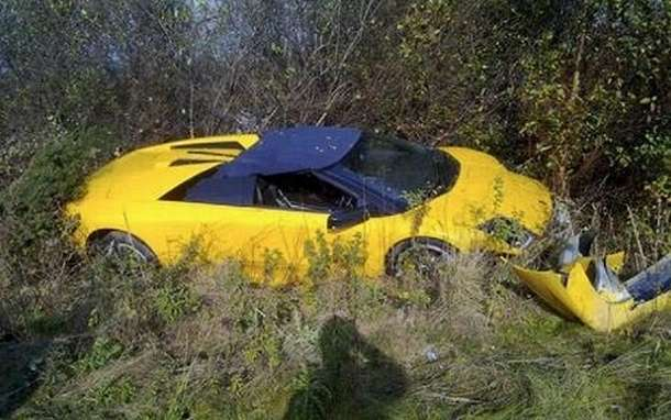 World S Most Amazing Luxurios Car Crashes Myclipta