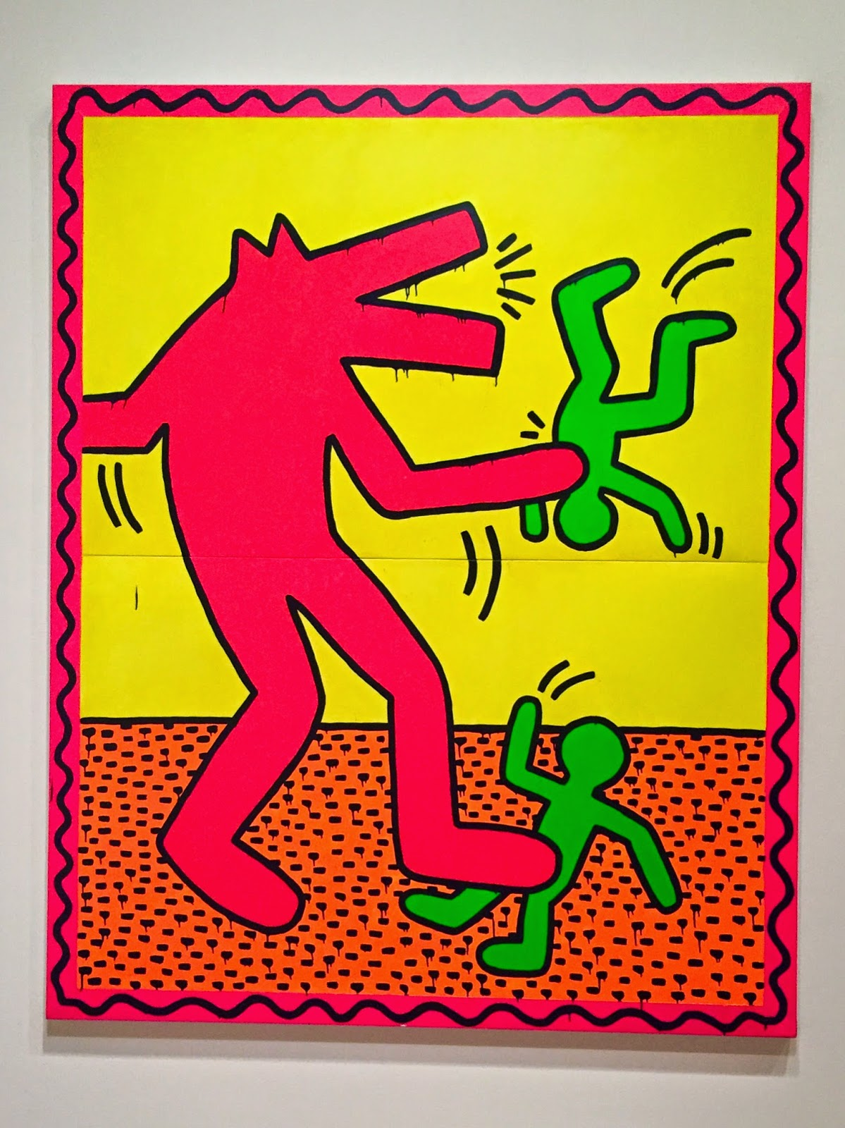 keith haring communicating through cartoons Om nom stories | baby om nom loves ice cream | funny cartoons live hooplakidz tv - funny cartoons for children 409 watching live now keith haring - the boy who just kept drawing 4-3-17 - duration.