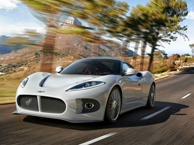 Spyker Car HD Front Photo