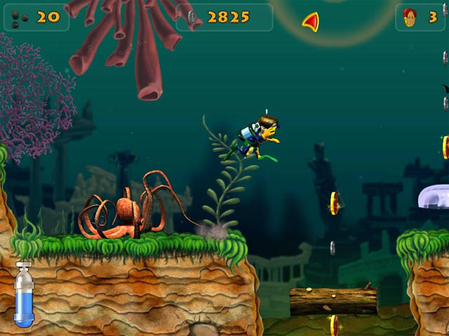 Download-game-Shark-Attack-search-for-lost-treasures-of-the-computer-for-free