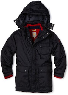 Timberland Boys 8-20 3-in-1 System Jacket