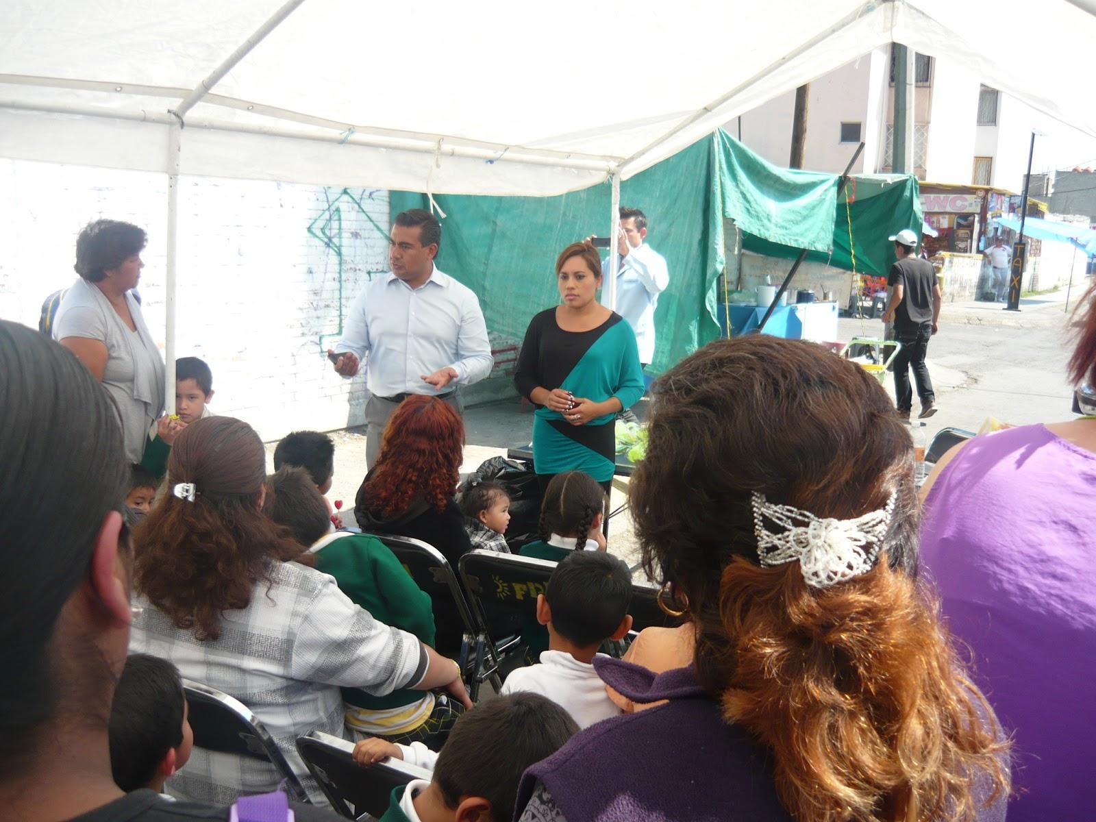 Cronista de ecatepec la comunidad jardines de san gabriel for Jardin 7 hermanos ecatepec