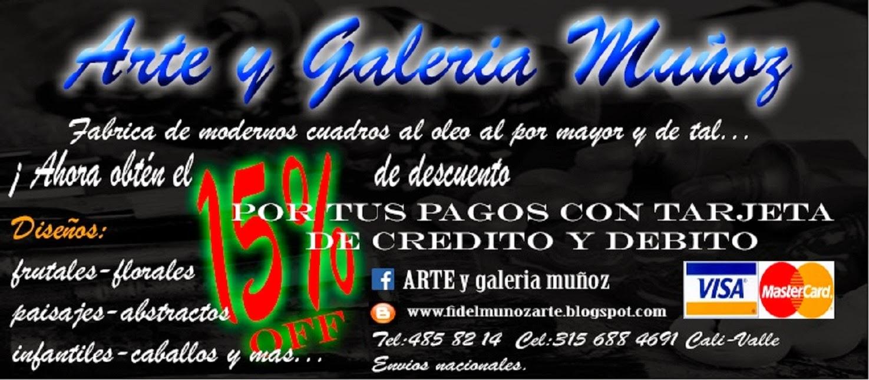 ARTE Y GALERÍA MUÑOZ