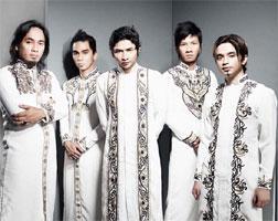 Foto Band Ungu terbaru