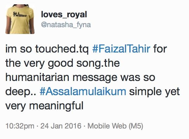 Aksi Faizal Tahir di AJL30 Buat Ramai Tersentuh