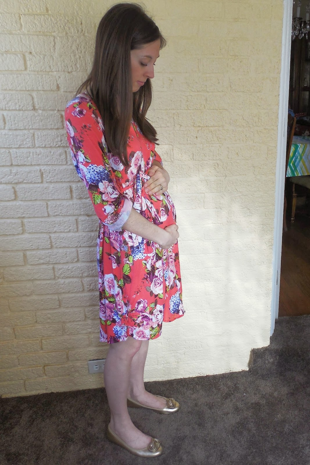 Everly Grey Maternity Hudson Dress