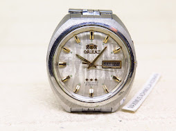 ORIENT WHITE DIAL - AUTOMATIC