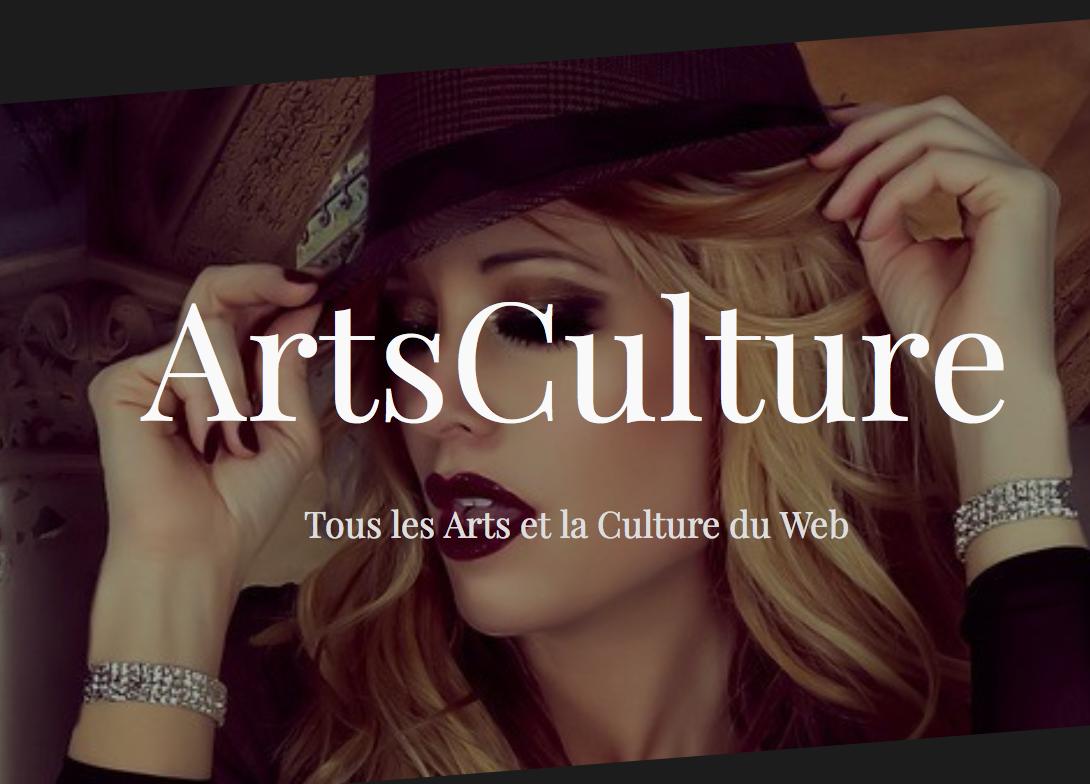 Tous les Arts et la culture Web