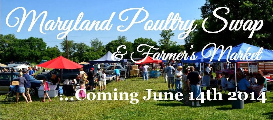 Maryland Poultry Swap & Farmer's Market