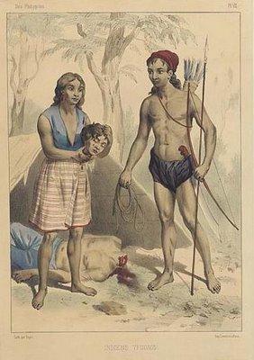 filipinos before the spanish era