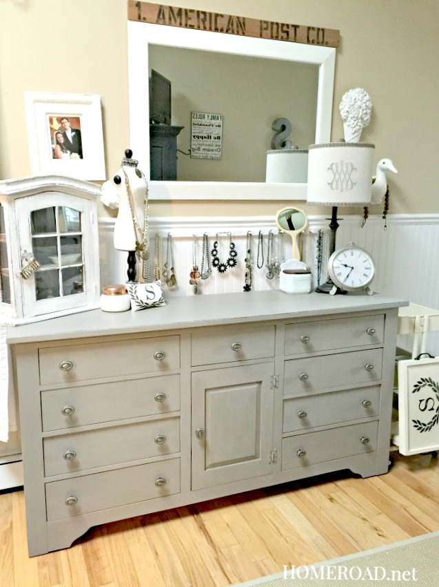 Homeroad: Master Bedroom Furniture Makeover