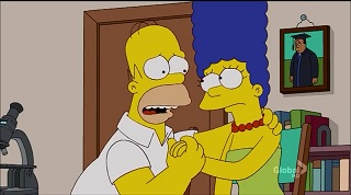 Los Simpsons- Capitulo 03 - Temporada 24 - Audio Latino - Aventuras en la búsqueda de Un bebé