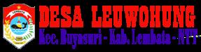 DESA LEUWOHUNG | Kec. Buyasuri | Kab. Lembata | NTT