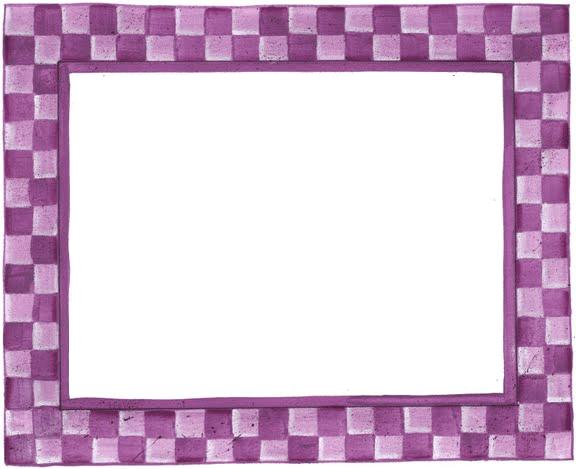 Bordes de colores para imprimir
