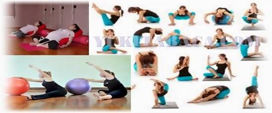 Tips olahraga saat hamil