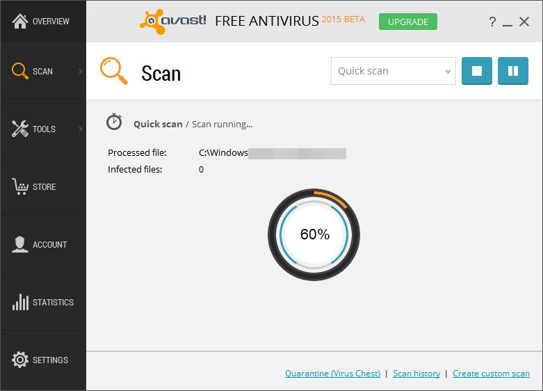 تحميل برنامج Avast 2015 مجانا عملاق الحمايه الاشهر علي الاطلاق .