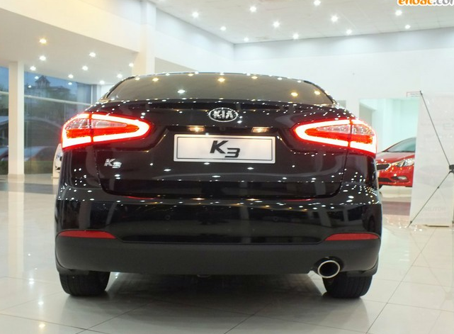 Nearly Identical To The Time Of 2008, When The KIA Forte KIA Spectra  Replacement, This Model Quickly Popular Around The World, Recently Launched  Kia K3 Has ...