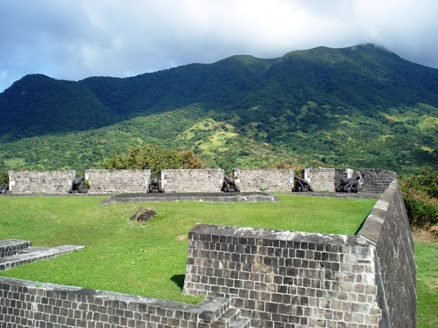 Brimstone Hill Fortress St Kitts