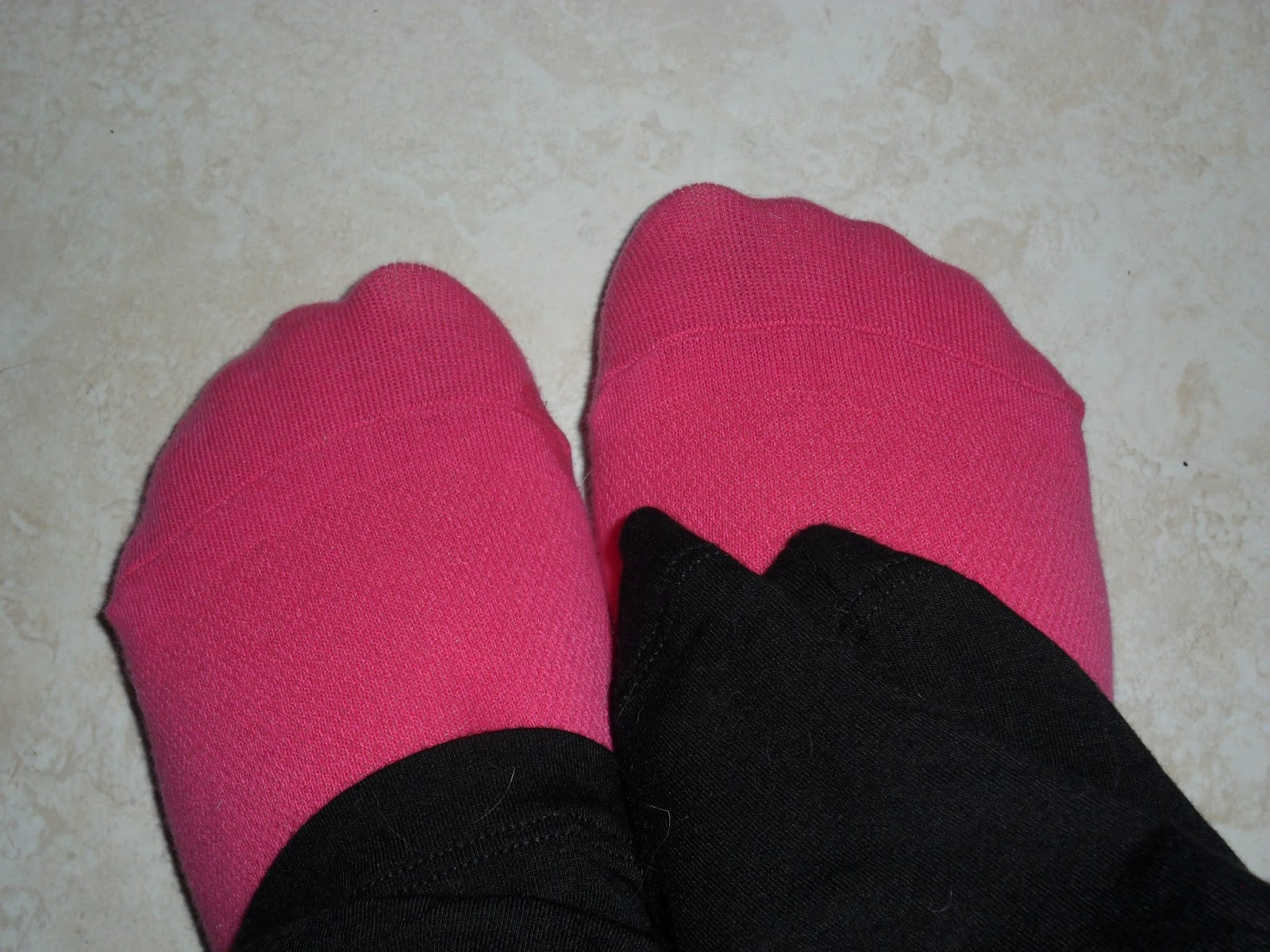 Kushyfoot, more than socks: a fashion statement. Review