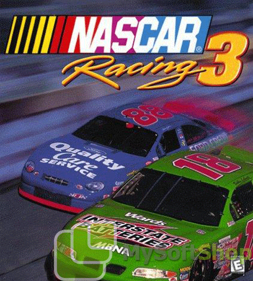 NASCAR Racing 3, softwares, games
