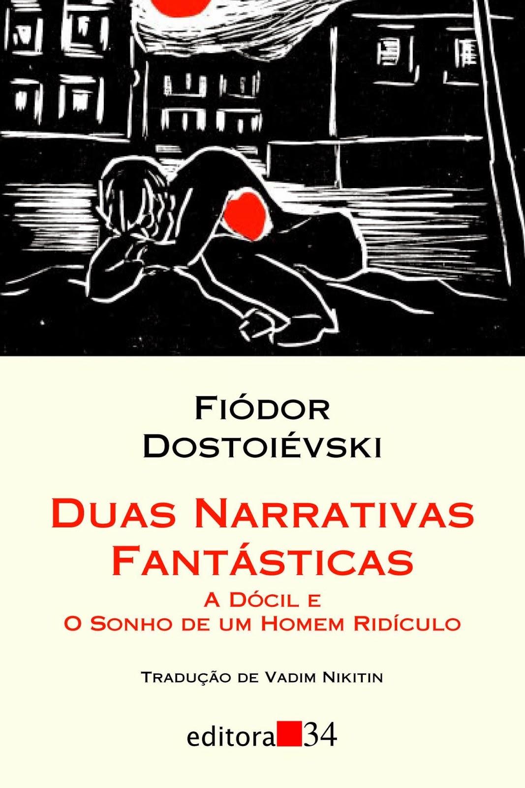 Fiódor Dostoiévski resenha