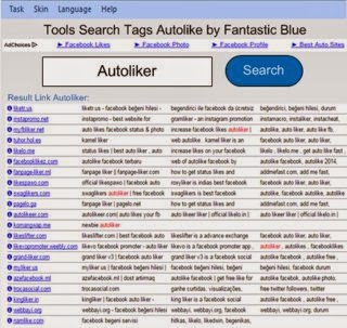 Tools Search Link Autoliker