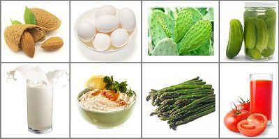 Hangover Relief Foods