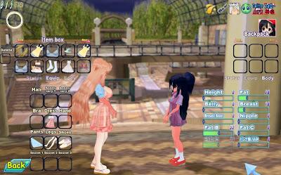 Love Gear (Kinematic Lovers) Screenshots 2