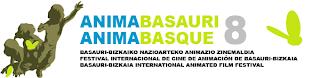 8ª edición del festival internacional de cine de animación AnimaBasauri - AnimaBasque