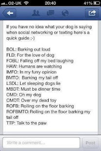 How To Speak Dog.