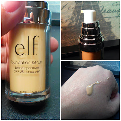 E.L.F Beautifully Bare Foundation Serum