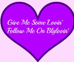 Follow Me On Bloglvin'