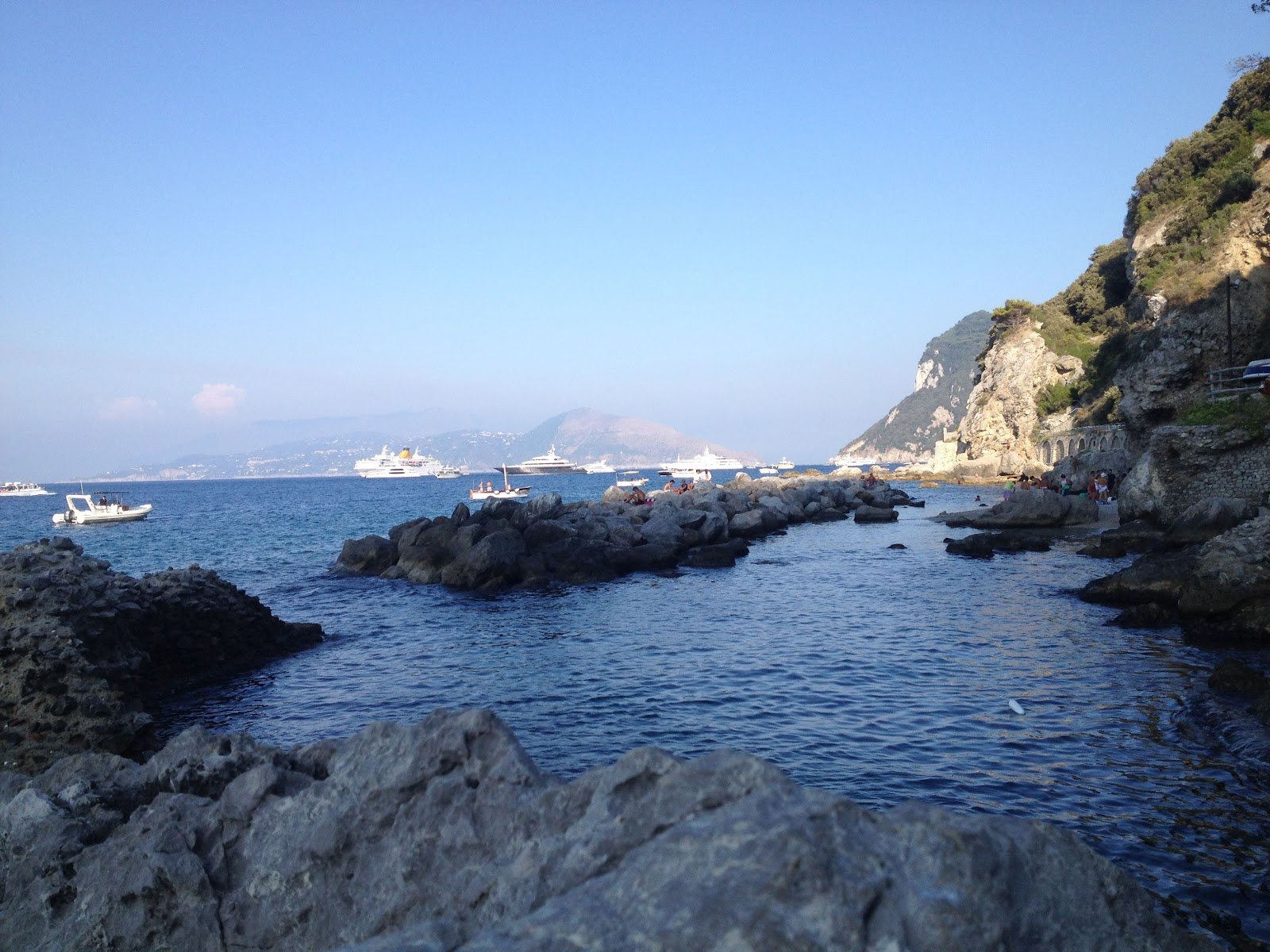 Gillian\'s Lists: {Capri} with Teenagers