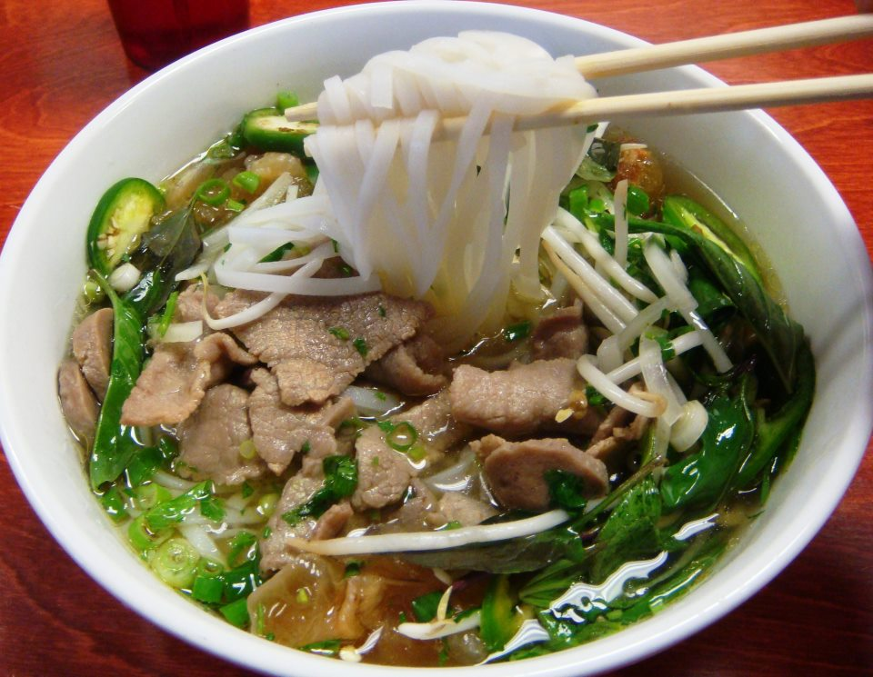 pho noodle world Kinds Backpacktress: Pho Many of The Vietnam: