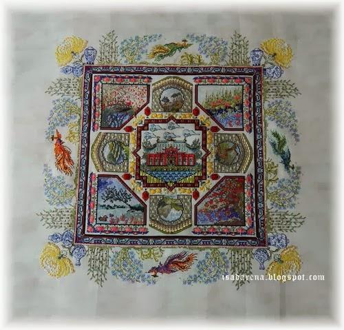 Chinese Mandala - Fini !