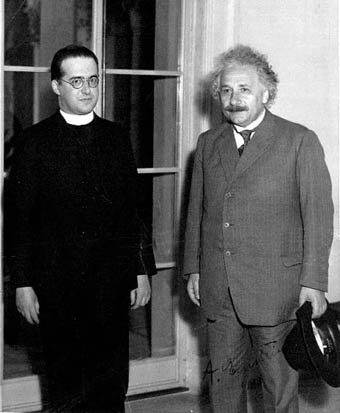 The Co-inventors of Big Bang Hypothesis