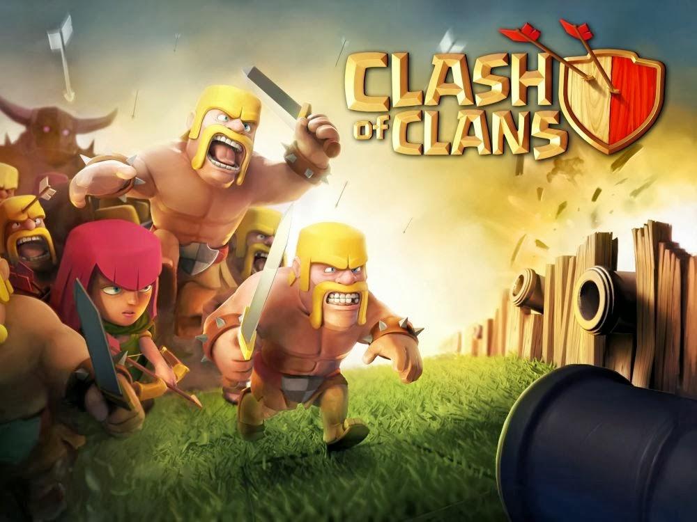 Clash Of Clans Para Hilesi Apk