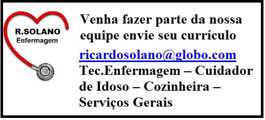FAÇA PARTE  DA NOSSA EQUIPE