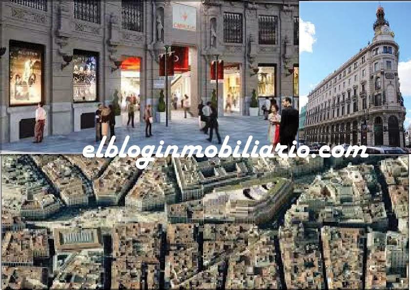 Macroproyecto plaza de Canalejas en Madrid elbloginmobiliario.com