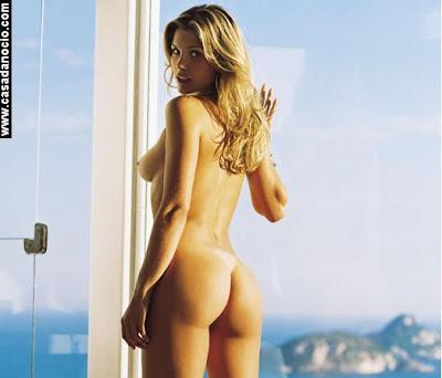 Fotos Flávia Alessandra para a Playboy Brasil