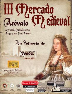 medieval arévalo