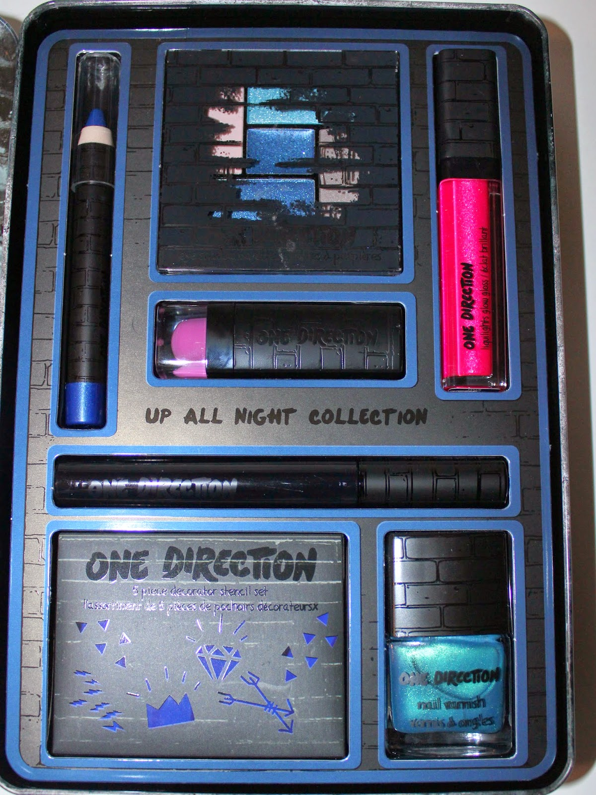 Make Up by One Direction Up All Night Collection