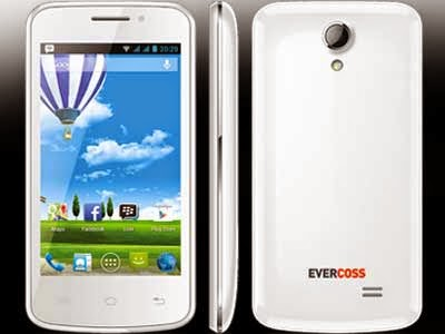 Rooting Hp Evercoss A7T Android