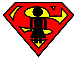 женщина супергерой