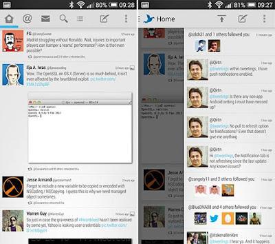 Tweetings for Twitter V7.19.1 Apk